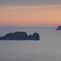 Die Berge der Peloponnes