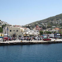 Leros - Agia Marina