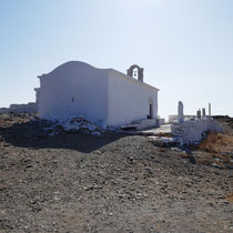 Die Kapelle ...