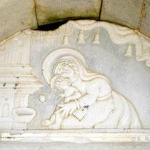 Tinos: Madonna in Kardiani