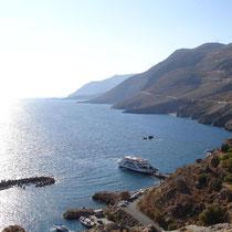 Kreta: Chora Sfakion