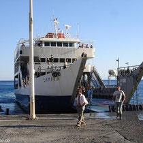"""Kreta: Die """"Samaria"""" in Agia Roumeli"""
