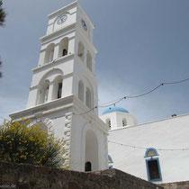 Glockenturm von Agios Charalambos