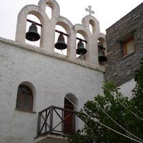 Andros: Kloster Agios Nikoloas