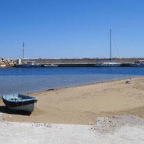 Am Strand von Agios Nikolaos