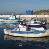 Pali - der Hafen
