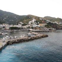 Bye Agios Kirykos