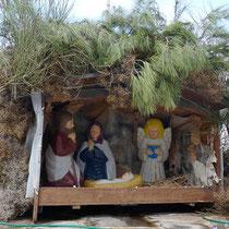 Weihnachtliches in Filoti