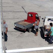 Gepäcktransport à la Nisyros