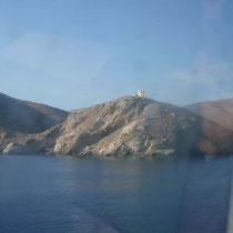 Leuchtturm auf Andros