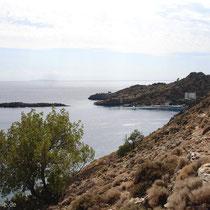 Kreta: Blick auf Loutro