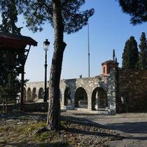 ... zum Kloster Vladaton