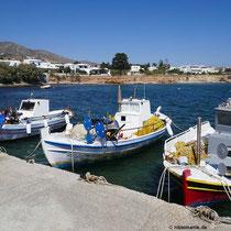Minihafen in Drios