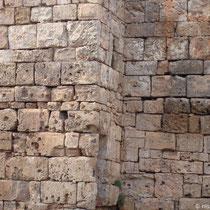 Kreta: Alte Stadtmauer in Chania