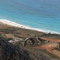 Die Ambelos-Bucht