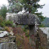 Das Parmenonas-Tor