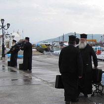 Wenn Priester reisen