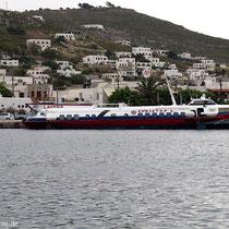 Tagesausflugsschiff
