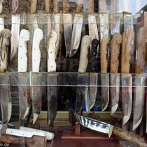 Kreta: Messerhandel