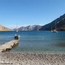 Die Bucht von Palionisos