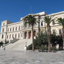 Das Dimarchio (Rathaus)