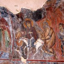 Auszug nach Ägypten - was für ein witziger Engel