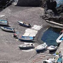 Der Mini-Hafen