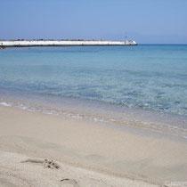 Kasos: Strand in Emborio