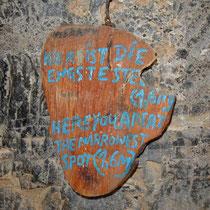 Kreta: Engste Stelle der Imbros-Schlucht
