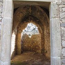 Das Innere des Turms