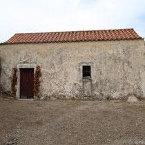 Eine erhaltenen Kapelle