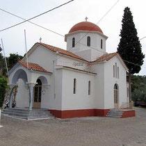 Die Kirche Agia Kiriaki