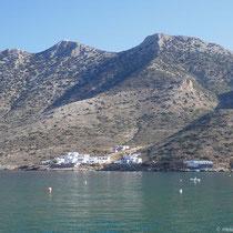 Agia Marina und der Doppelkapellenberg