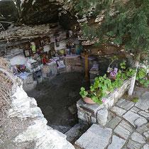 Zur Höhlenkapelle