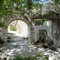 Die Quelle von Mersini