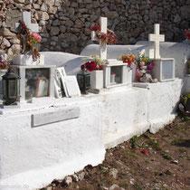 Friedhof von Agios Stavros