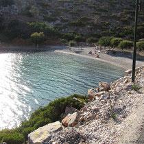 Spilia-Strand