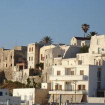 Das Kastro von Naxos