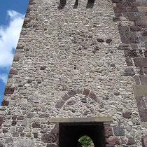Eingang zur Fortezza