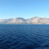 Chios' Nordküste