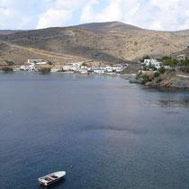 Kythnos: Bei Kanala