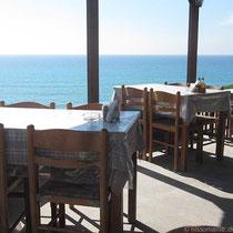 Taverne bei Agios Theologos