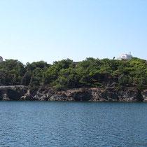 Agios Panteleimonas-Insel