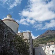 Kirche San Vincenzo und Vulkan, natürlich