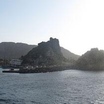 Porto di Levante mit Faraglione