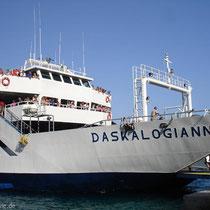 "Kreta: Die ""Daskalogiannis"" in Loutro"