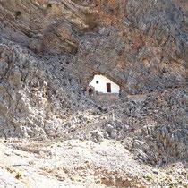 Höhlenkapelle Agios Antonios