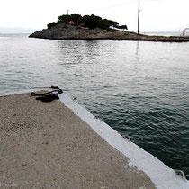 Die Insel Aponissos