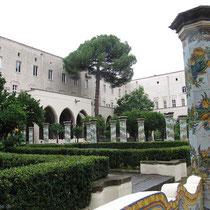 ...von Santa Chiara