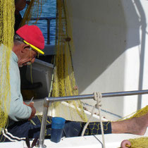 Milos:Fischer in Pollonia